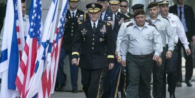 İsrail ordusu ile gurur duyuyoruz