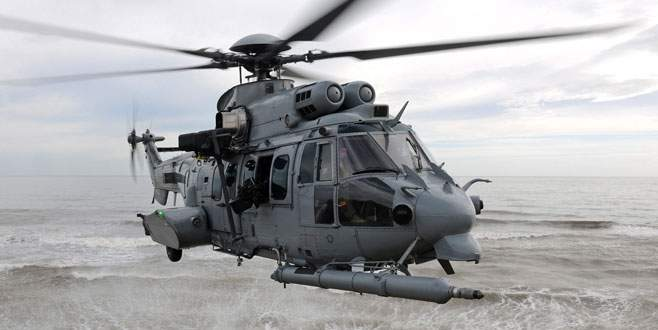 Fransa Kuveyt'e 24 askeri helikopter satacak