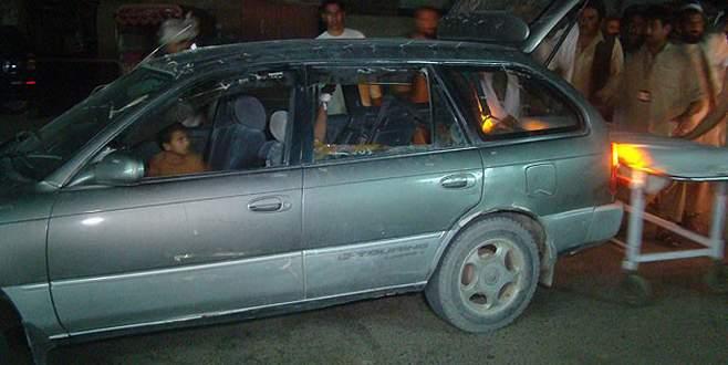Düğün konvoyuna bombalı saldırı: 6 ölü