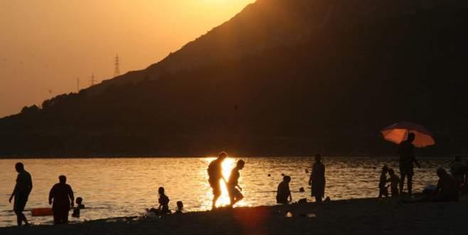 Bursa'da deniz suyu numuneleri 'temiz' çıktı