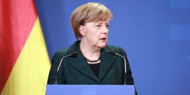 Merkel'in dinlenme davası kapandı!
