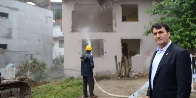 Osmangazi'de mahalleler nefes alıyor
