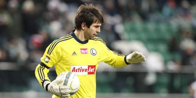 Bursaspor'a Slovak kaleci