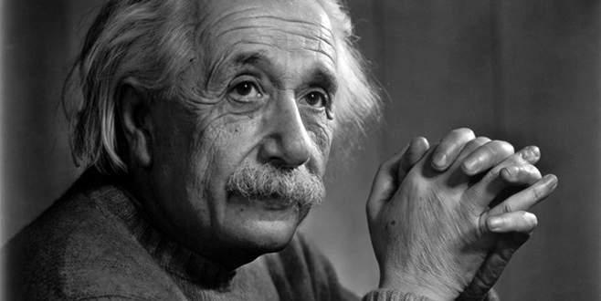 Einstein'in mektuplarına servet
