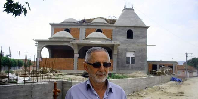 Yenimahalle'ye yeni cami