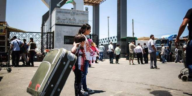 Gazze'nin dünyaya açılan kapısı