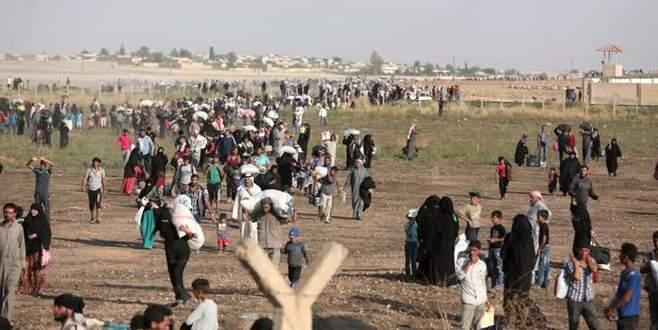 Sınırda sıcak anlar: Geçişler başladı