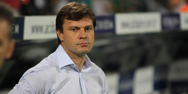 Slovenya-İngiltere maçını izledi