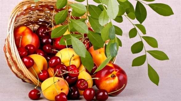 Herşeyi mevsiminde yiyin