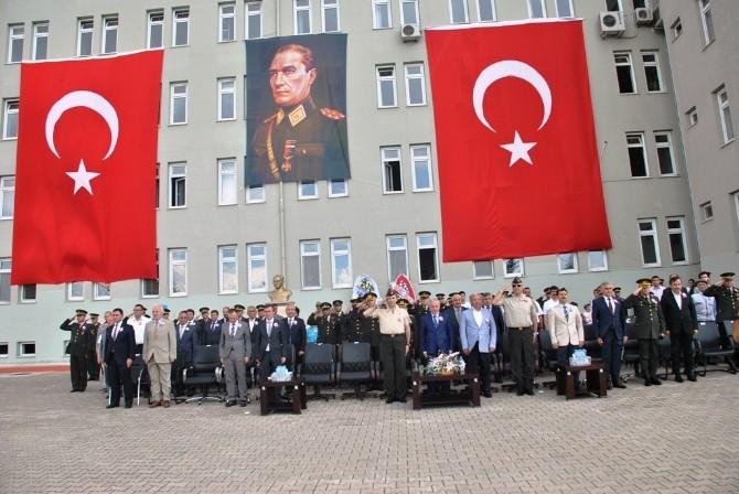 Jandarma Teşkilatının 176'ncı Kuruluş Yıl Dönümü Kutlandı