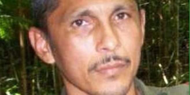 Kolombiya'da isyancı lider öldürüldü
