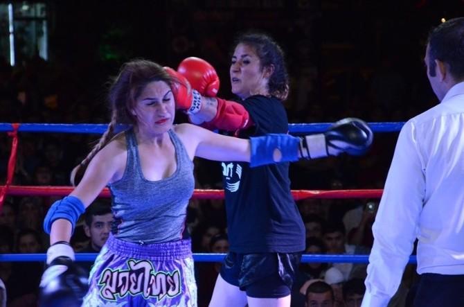 Düzce Muay Thai Rüzgarı