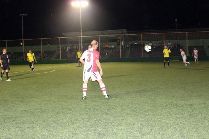 Arifiye Belediyesinde Kurumlar Arası Futbol Turnuvası Devam Ediyor