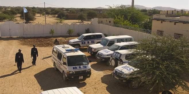 Polis akademisine saldırı: 10 ölü