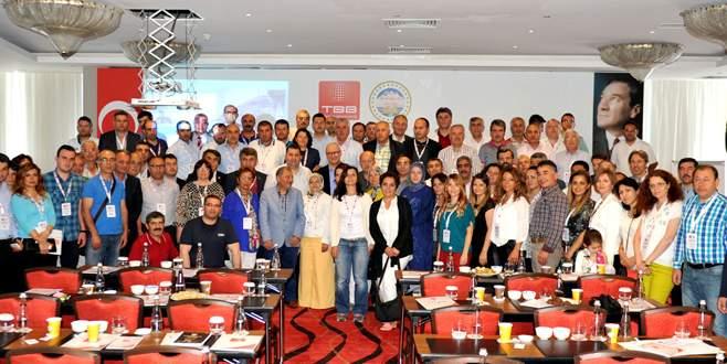 Bursa Belediyeler Birliği İstanbul'da Toplandı