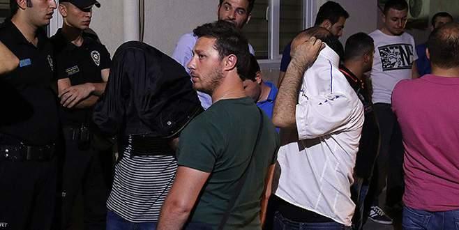 10 ilde 'çek' operasyonu: 25 tutuklama