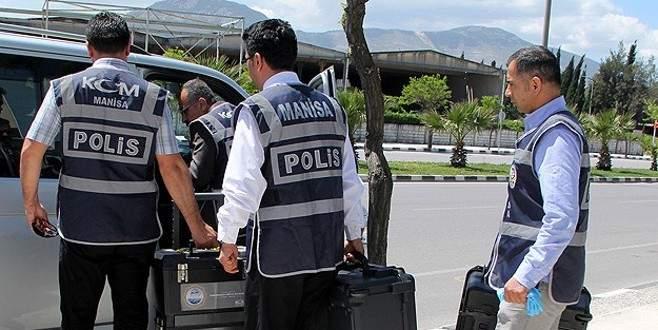 Manisa'da 'Paralel Devlet Yapılanması' operasyonu