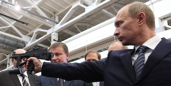 Putin'den nükleer gözdağı