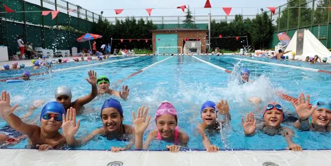 Osmangazi Belediyesi Yaz Spor Okulları kapılarını açıyor