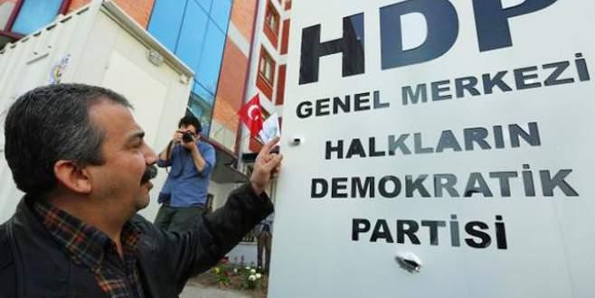 HDP'yi kurşunladı ilk duruşmada tahliye edildi