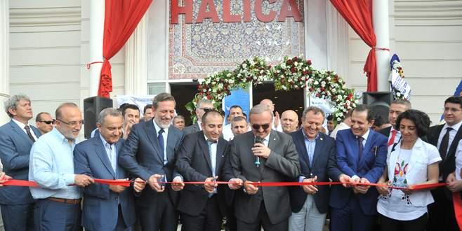 Halıca'dan dev mağazaya görkemli açılış