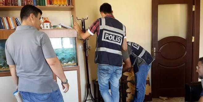 STK'lara polis baskını