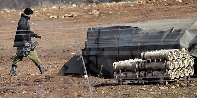 İsrail Golan'da 'askeri bölge' kararını iptal etti