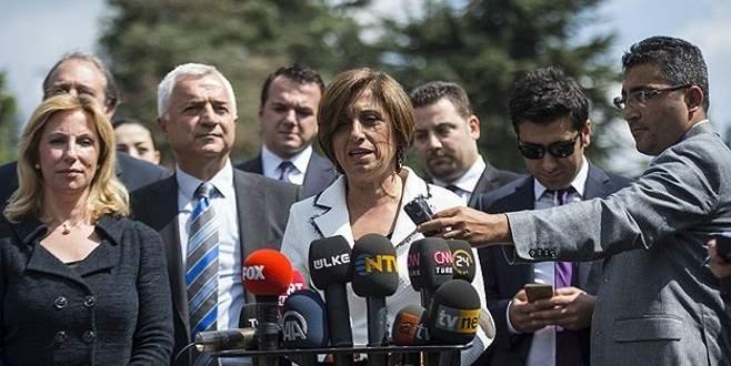 TÜSİAD heyeti Davutoğlu ile görüştü