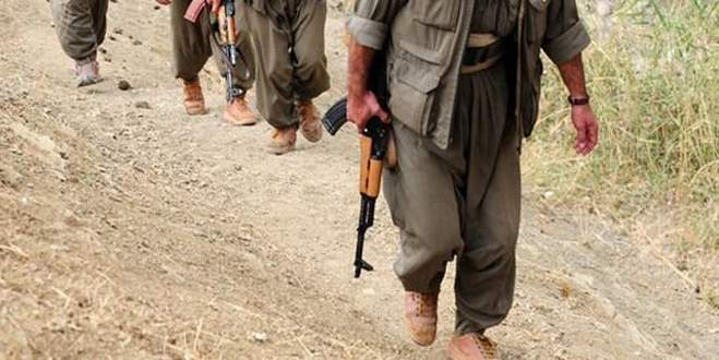 PKK askeri üs bölgesine saldırdı!