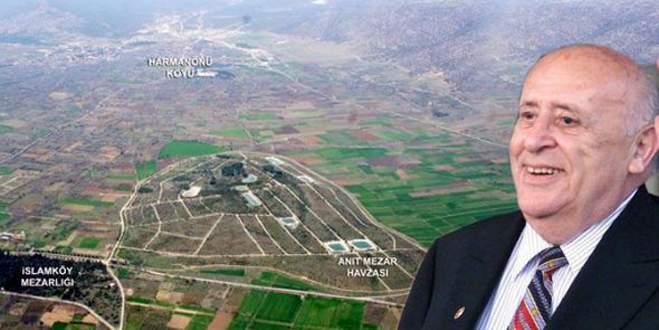 Anıtkabir'den sonra en büyük anıt mezar
