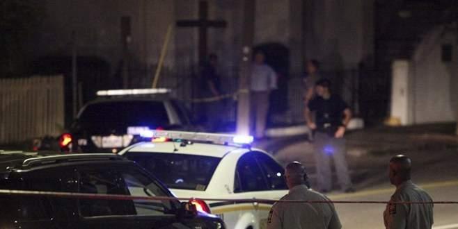 ABD'de kiliseye silahlı saldırı: 9 ölü