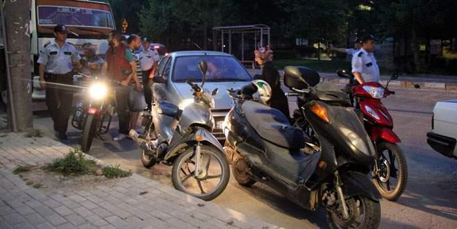 Bursa'da bunu yapan sürücülere ceza yağdı!