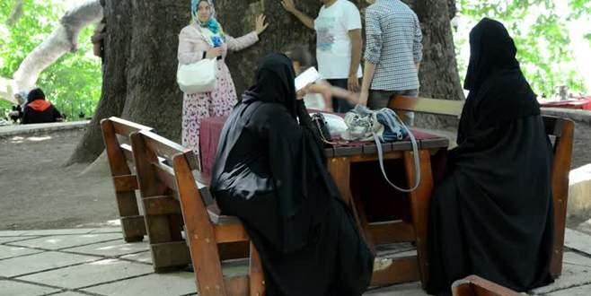 'Arap turizmi Karadeniz'e kaydı', Bursa'nın hedefi şaştı