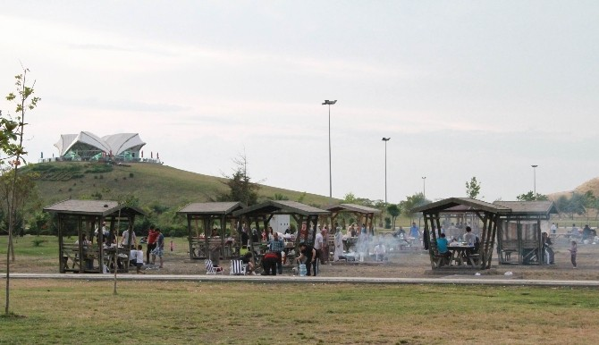 Samsunlular Piknik Alanlarında İftarlarını Açtı