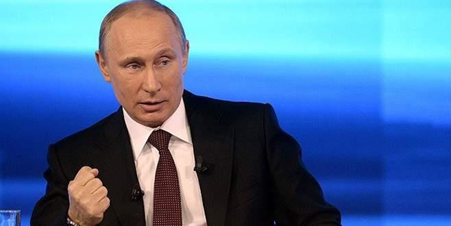 Putin: Buna tepkisiz kalamayız