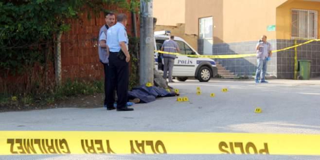 Bursa'da kan davası cinayeti!