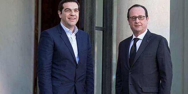 Fransız parlamenterlerden Hollande'a Yunanistan çağrısı