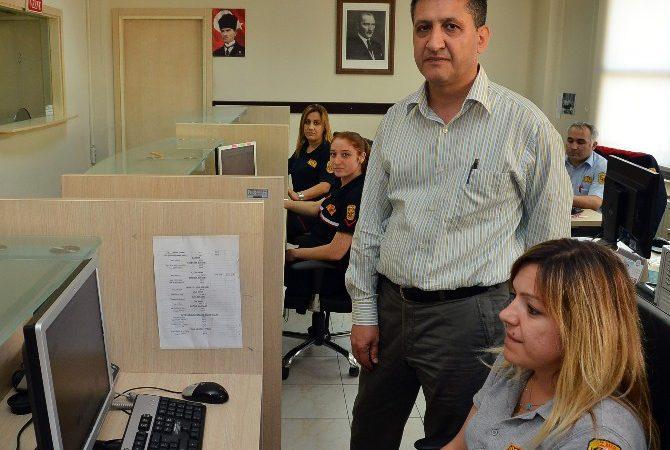 İzmir İtfaiyesi'den TEK Tuş Kolaylığı