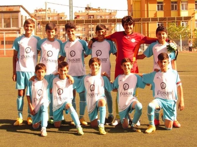 Dsispor, Bölge Şampiyonluğunu Finalde Kaybetti