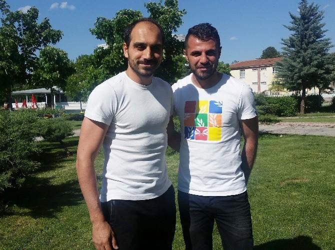 Aydın Çetin, Yeni Malatyaspor'daki Durumuyla İlgili Konuştu