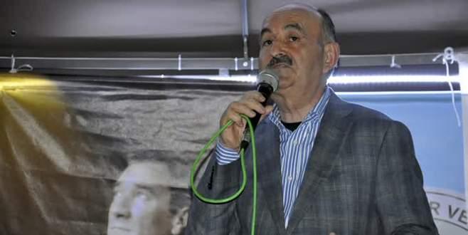 Bakan Müezzinoğlu, Bursa'da iftar programına katıldı