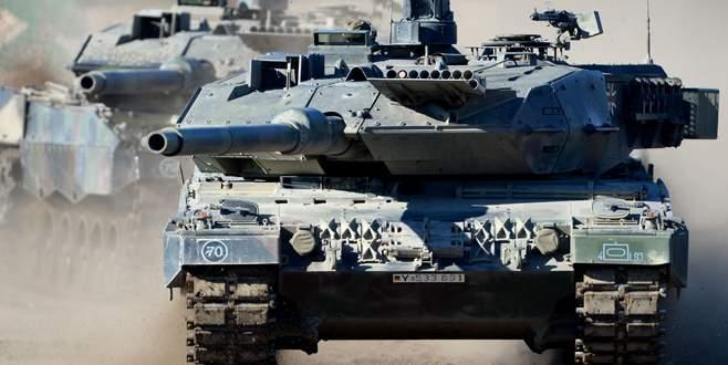 Almanya NATO görevlerini yerine getirmeye hazır değil