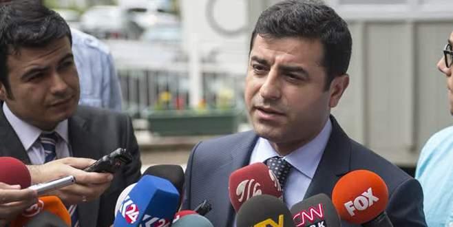 Demirtaş'tan MHP'ye sert sözler!