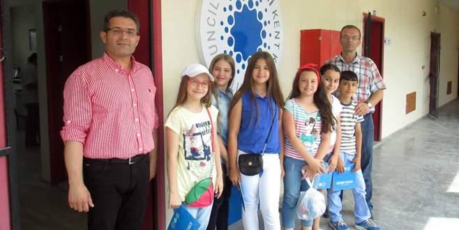 Orhangazi'ye Çocuk Meclisi