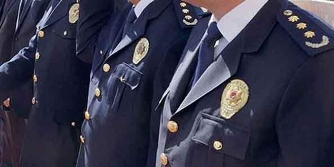 Polislerde terfi heyecanı
