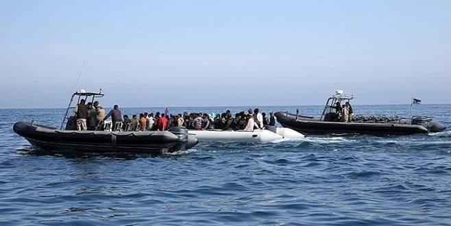 2 bin 518 göçmen kurtarıldı