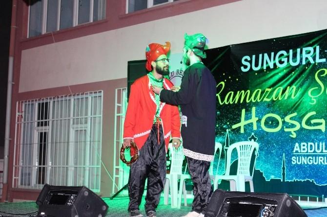 Sungurlu'da Ramazan Etkinlikleri