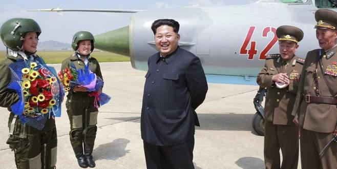 Kim'in kadın pilotları
