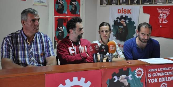İtalyan sendikacılar Bursa'da