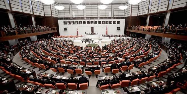 Meclis'te yeni dönem